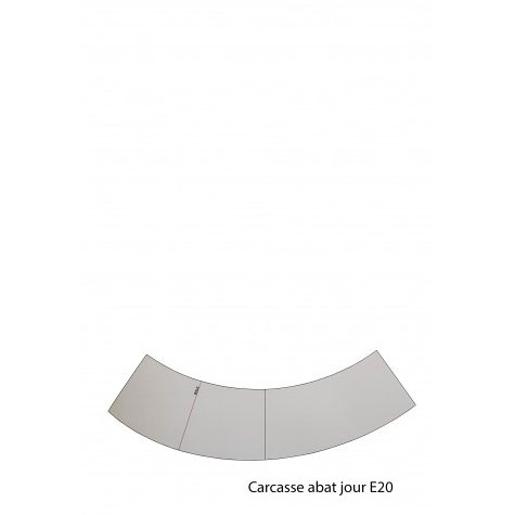 Kit Carcasse abat jour - E20