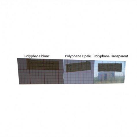 Polyphane - Transparent - 30/100eme - Polyphane adhésif