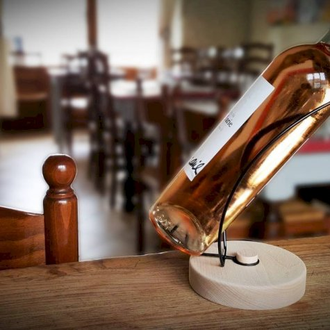 Porte bouteille de vin / Support bouteille de vin