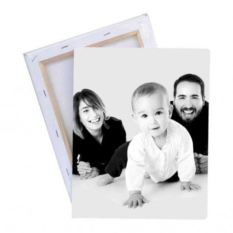 Toile artistique personnalisable - A base de vos photos